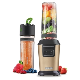 SENCOR AUTOMATIC SMOOTHIE MAKER VAKUUM GULD
